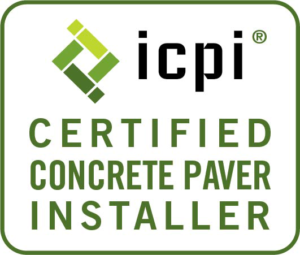 ICPI Certified Concrete Paver Installer