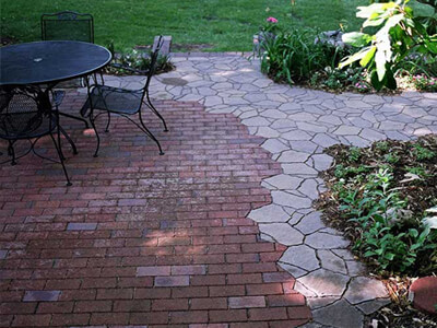 Our artisans specialize in stone and paver patios to enhance and enjoy your home's outdoor living areas.