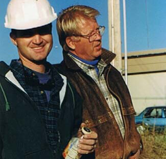 Decades ago, Kirby Jantz, a master stonemason, owned Kirby Jantz Construction with a focus on masonry