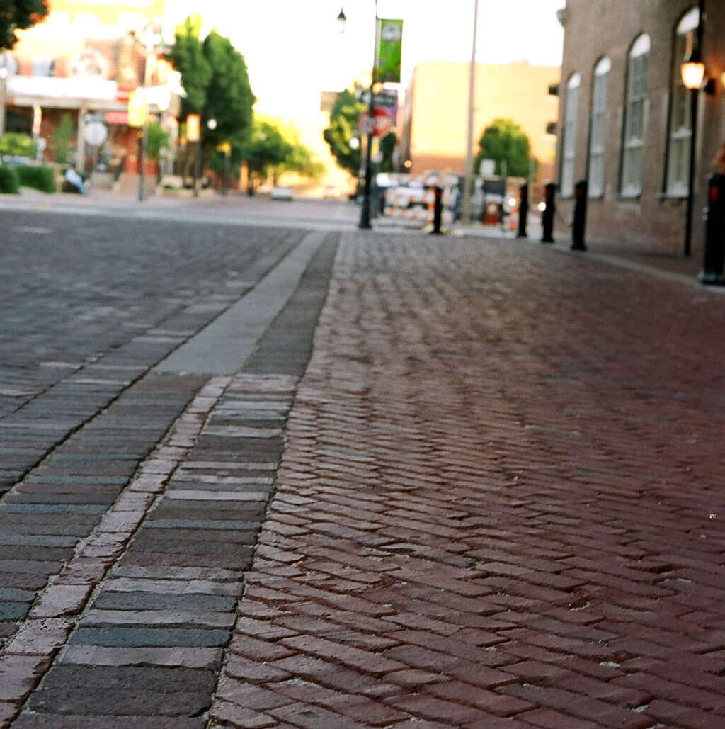 Our Kansas and Oklahoma commercial hardscaping services include modular pavement, concrete pavers, natural stone, retaining walls, sealers, hardscape restoration, and concrete breaking, concrete removal, and concrete recycling.