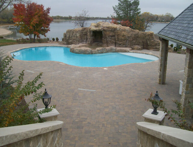 Driveway installation/paver pool patio installation