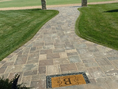 Our team provides sealers that help protect flat hardscapes from the elements and stains.